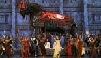 Sezonun en iddialı eseri Troya, dünya prömiyerini yaptı