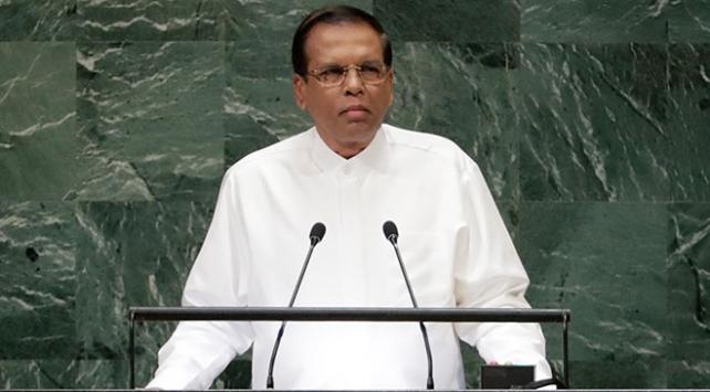 Sri Lanka Devlet Başkanı Sirisena parlamentoyu feshetti