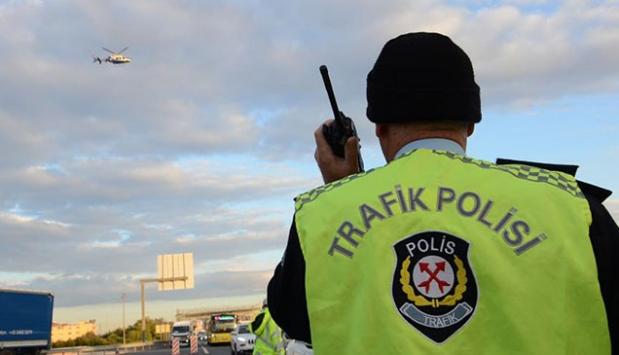Polisin havadaki gözü kural ihlallerini affetmiyor