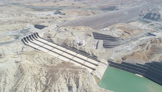 GAPın iki dev barajı tamamlanıyor