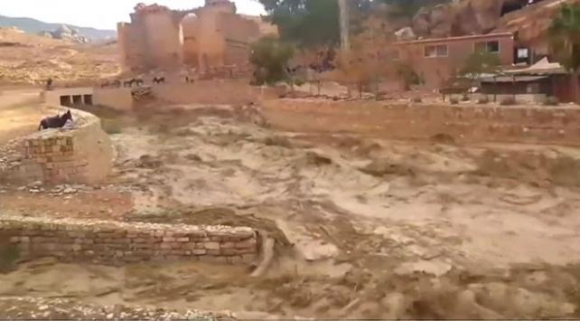 Ürdün'deki sel felaketinde ölü sayısı 11'e yükseldi