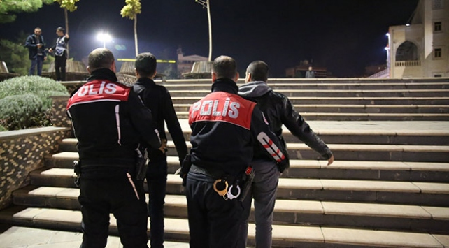 Türkiye Huzur Güven Uygulaması: Aranan bin 810 şahıs yakalandı