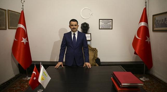 Bakan Pakdemirli: İnşallah Atatürkleri bu millet sürekli yetiştirir