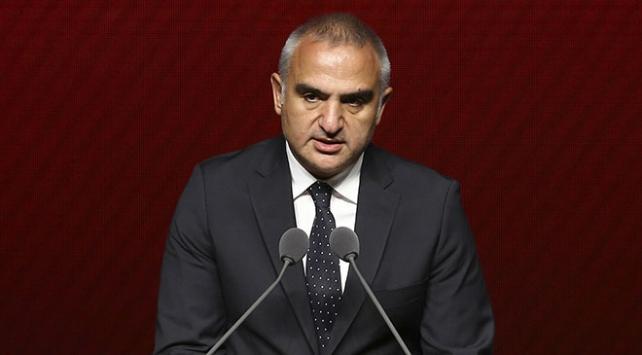 Bakan Ersoy: Atatürk'ün gösterdiği hedeflere ulaşıp aşma noktasına geldik