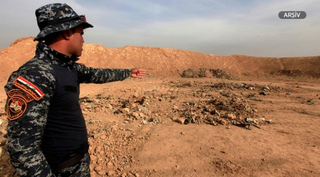 DEAŞ'ın Irak'taki toplu mezarları