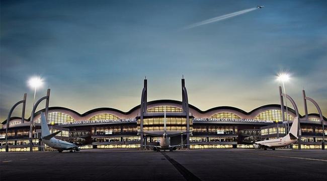 Sabiha Gökçende yolcu sayısı 29 milyona yaklaştı