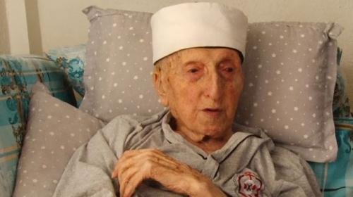 112 yaşındaki Sakaryalı hafız son yüzyılın canlı tanığı