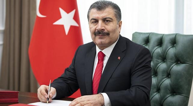 Sağlık Bakanı Fahrettin Kocadan SMA hastalarına müjde