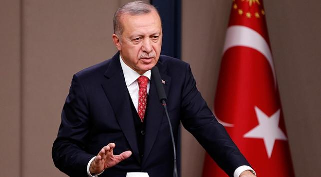 Cumhurbaşkanı Erdoğan: Kayıt gerçekten bir felaket