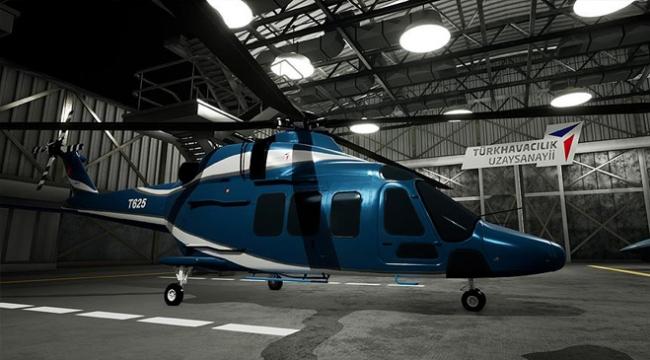 T625 helikopteri Bahreynde görücüye çıkacak