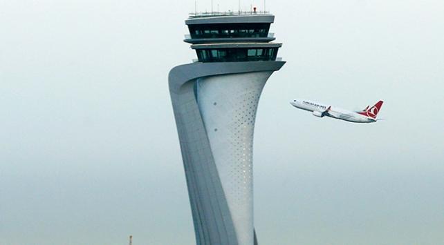 İstanbul Havalimanı'nı 15 bin kişi kullandı