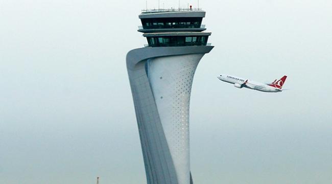 İstanbul Havalimanını 15 bin kişi kullandı