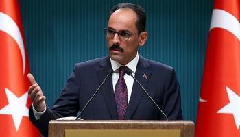Cumhurbaşkanlığı Sözcüsü Kalından uluslararası topluma Gazze çağrısı
