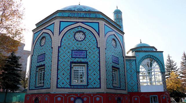 Kütahya çinileri yurt dışındaki camileri de süslüyor