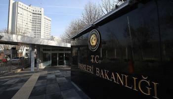 Dışişleri Bakanlığı: Suudi Arabistanın İstanbul Başkonsolosluğunu taşıma talebi olmadı