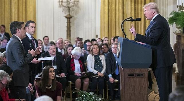 CNN Beyaz Saraya dava açtı