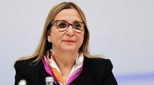 Ticaret Bakanı Pekcan: Türk Eximbank'ın desteklediği firma sayısı 10 bin 642'ye ulaştı