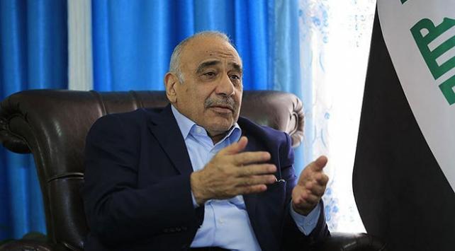 Irak Başbakanı Abdulmehdi: Kabine yakında tamamlanacak