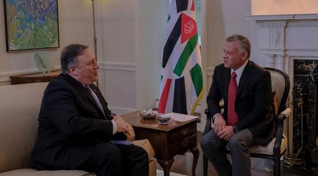 Ürdün Kralı 2. Abdullahtan ABDye Gazze çağrısı