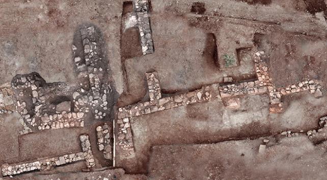 Yunanistanda Tenea Antik Kentinin kalıntıları ortaya çıkarıldı