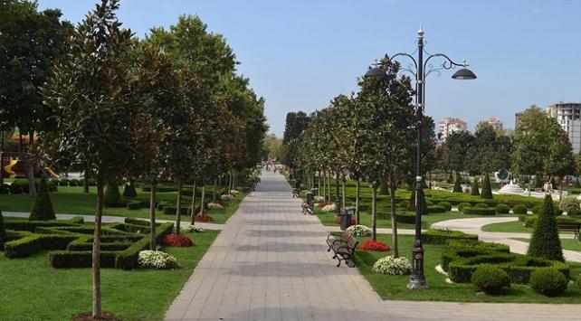 İstanbul'da 5 millet bahçesi açılıyor