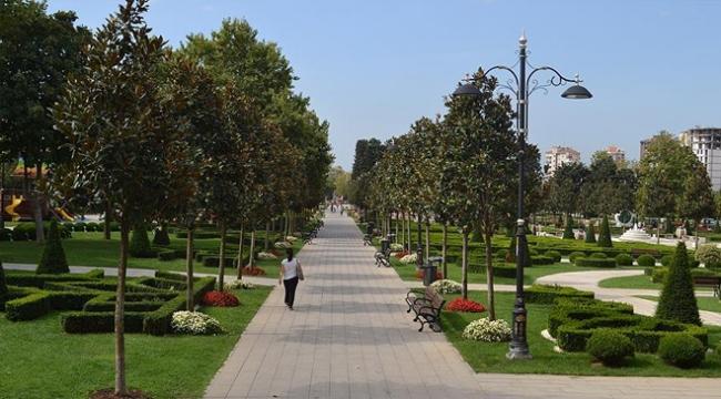 İstanbulda 5 millet bahçesi açılıyor