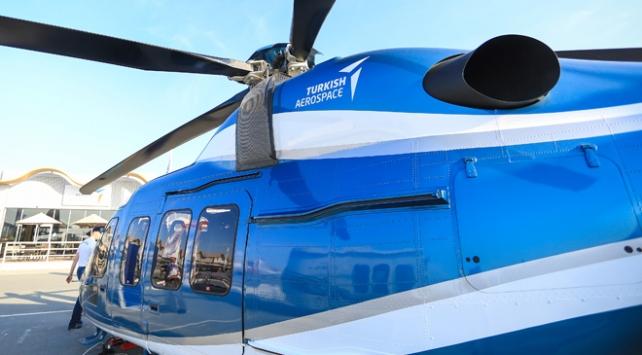 T625 helikopteri Bahreynde ilgi odağı oldu