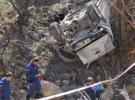 Beypazarı'nda kamyonet uçuruma yuvarlandı: 2 ölü