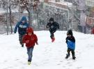 Bayburt'ta eğitime kar tatili