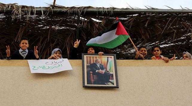 Gazzeliler Libermanın istifasını sevinçle karşıladı