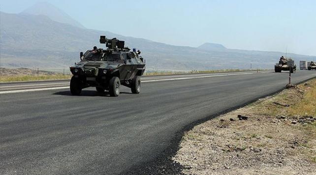 """Elazığda 4 bölge 15 gün süreyle """"özel güvenlik bölgesi"""" ilan edildi"""