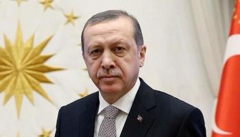 Cumhurbaşkanı Erdoğandan Cengiz Arslana tebrik telgrafı