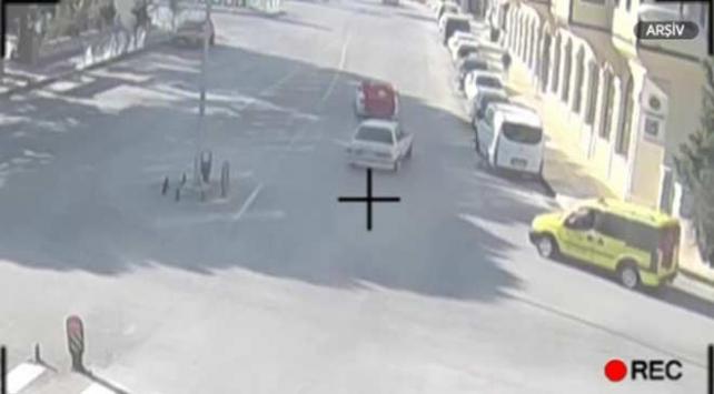 """Eskişehirde """"drift"""" yapan ehliyetsiz sürücüye 8 bin lira ceza"""