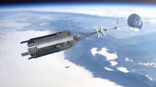 Rusya nükleer uzay aracının tasarım videosunu yayınladı