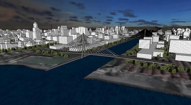 Kanal İstanbul Projesi kapsamında 10 köprü yapılacak