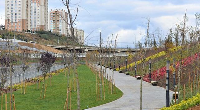İstanbul Kayaşehir Millet Bahçesi açılıyor