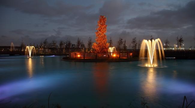İstanbul 5 millet bahçesine 17 Kasımda kavuşuyor