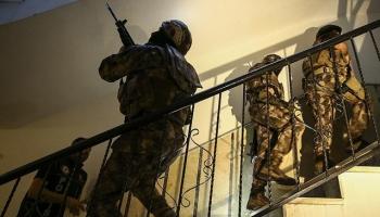 İstanbulda FETÖ operasyonu: Külçe altınlar ve döviz ele geçirildi