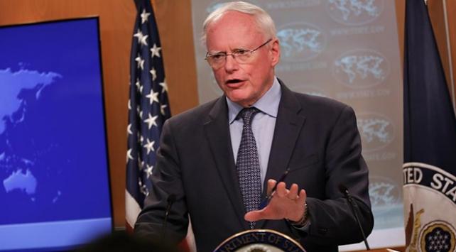 ABDnin Suriye Özel Temsilcisi Jeffreyden PKK itirafı