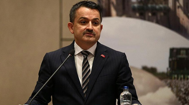 Bakan Pakdemirli: Türkiyenin buğday üretimi kendi kendine yeterli