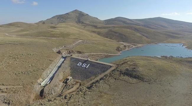 Sivasta 24 bin 360 dekar arazi suya kavuştu