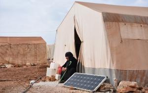 Humuslu Türkmenlerin imkansızlıklar içindeki yardım bekleyişi sürüyor