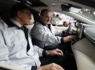 Bakan Varank Türkiye'de üretilen ilk hibrit otomobili test etti