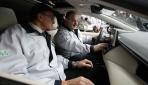 Bakan Varank Türkiyede üretilen ilk hibrit otomobili test etti