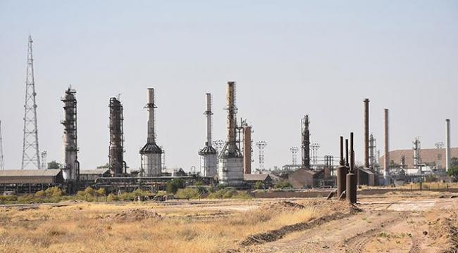 Kerkükte ham petrol ihracatı yeniden başladı