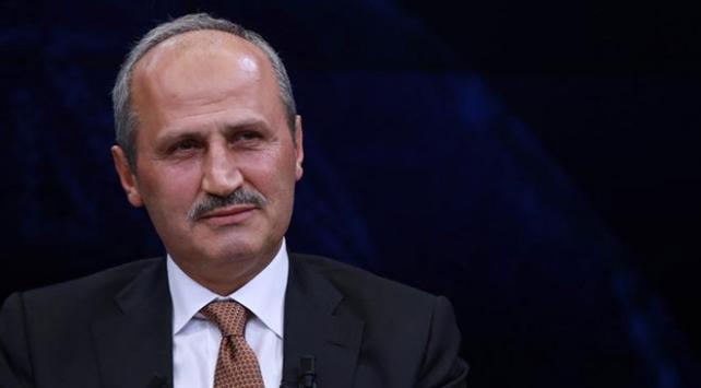 Ulaştırma ve Altyapı Bakanı Turhan: Kanal İstanbula 2019da başlamayı planlıyoruz