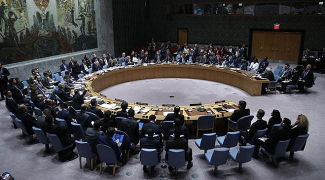 ABD, BMnin Golan kararına ilk kez hayır dedi
