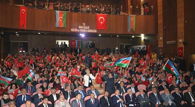 Azerbaycanın kuruluşunun 100. yıl dönümü