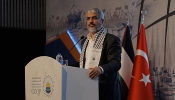 Eski Hamas Siyasi Büro Başkanı Meşal: Türk halkı düşmanların planlarını bozdu
