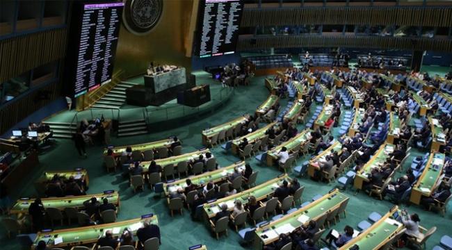 Türkiyenin gündeme taşıdığı Myanmar kararına BMde büyük destek